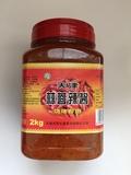 蒜蓉辣醬(烧烤型)2000g